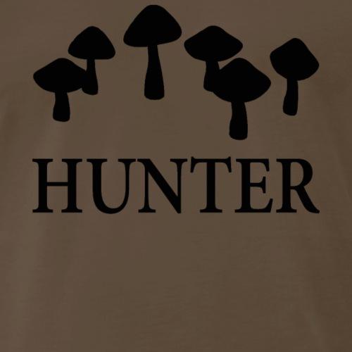 Mushroom Hunter - Men's Premium T-Shirt