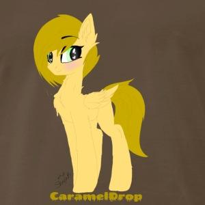 Caramel Drop - Men's Premium T-Shirt