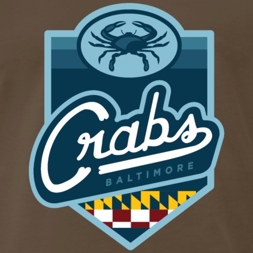 Baltimore Crabs - Men's Premium T-Shirt