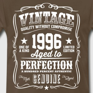 Vintage 1996 Aged to Perfection - Men's Premium T-Shirt