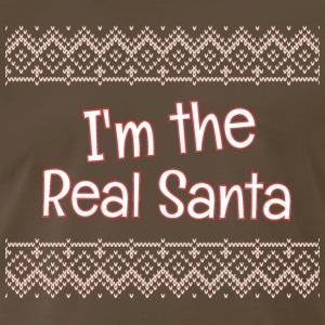Real Santa - Men's Premium T-Shirt