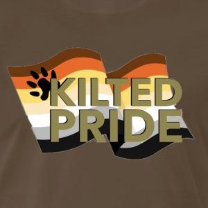 Bear Kilted Pride - Men's Premium T-Shirt