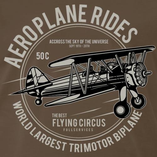 Aeroplane Rides - Men's Premium T-Shirt