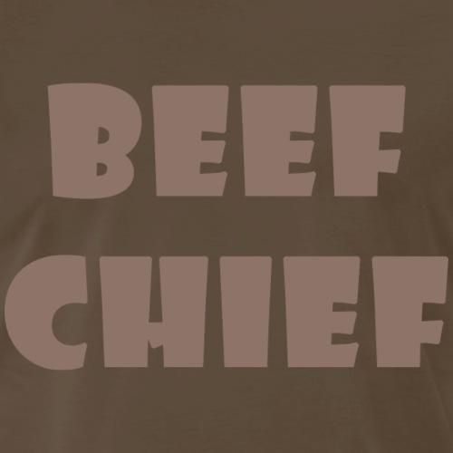 beef chief - Men's Premium T-Shirt