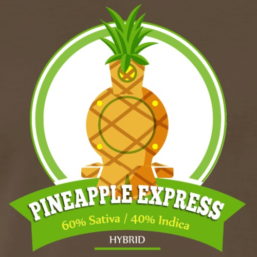 Pineapple Express - Men's Premium T-Shirt