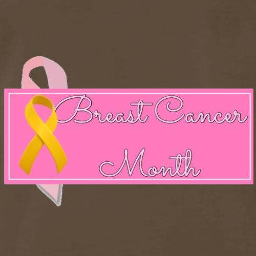 Breast Cancer Month - Men's Premium T-Shirt