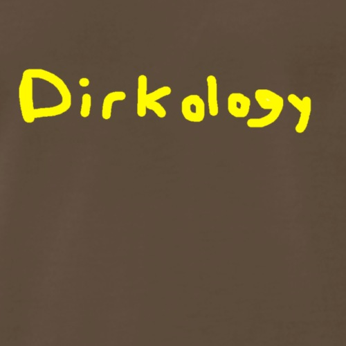 Dirkology Shirt - Men's Premium T-Shirt