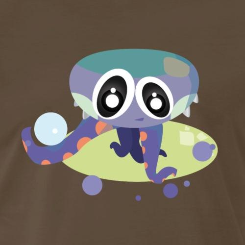 tentakel ball - Men's Premium T-Shirt