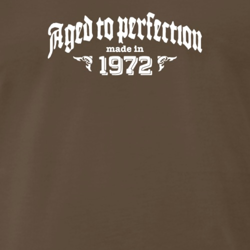 AGED TO PERFECTION - Men's Premium T-Shirt