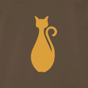My Yellow Cat - Men's Premium T-Shirt