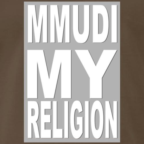 Mmudi religion - Men's Premium T-Shirt