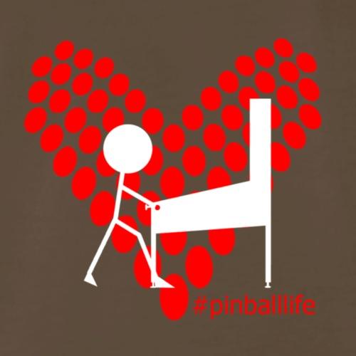 Pinball Love - Men's Premium T-Shirt