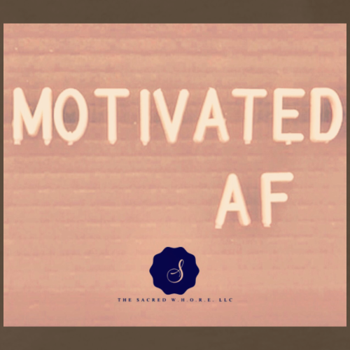 Motivated AF - Men's Premium T-Shirt