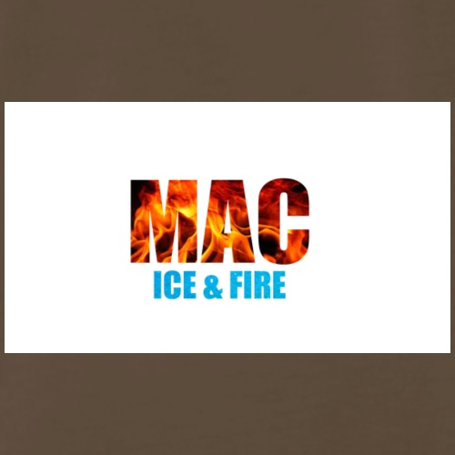 ICE FIRE - Men's Premium T-Shirt