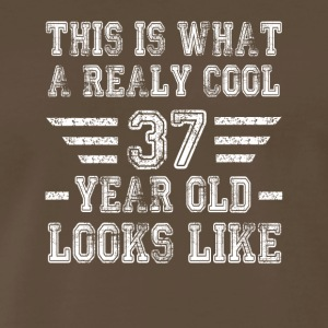 This is what a really cool 37 year old looks like - Men's Premium T-Shirt