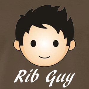 Rib Guy - Men's Premium T-Shirt