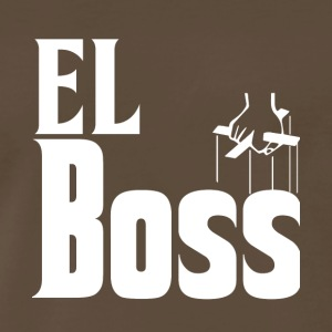 EL Boss - Men's Premium T-Shirt