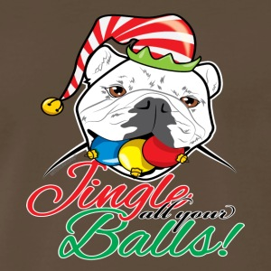 Jingle_all_your_Balls_T-Shirt - Men's Premium T-Shirt