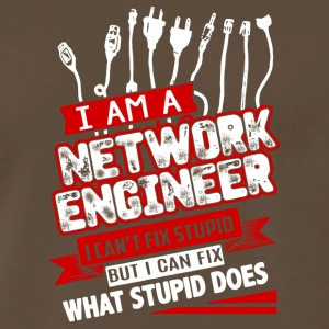 I Am A Network Engineer T Shirt - Men's Premium T-Shirt