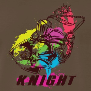 cOLORFUL KNIGHT - Men's Premium T-Shirt