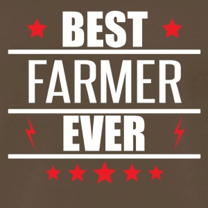 Best Farmer Ever - Men's Premium T-Shirt
