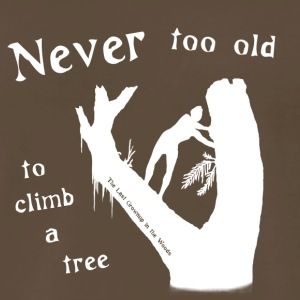 Never too Old White - Men's Premium T-Shirt