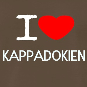 I LOVE KAPPADOKIEN - Men's Premium T-Shirt