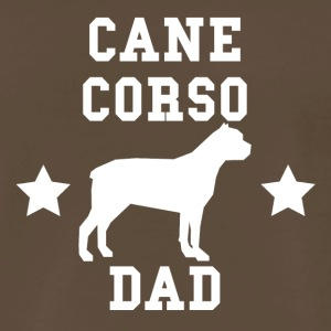 Cane Corso Dad - Men's Premium T-Shirt