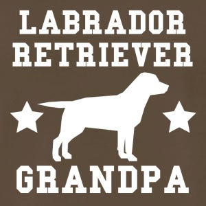 Labrador Retriever Grandpa - Men's Premium T-Shirt