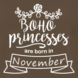 Boho_Princesses_are_born_in_November - Men's Premium T-Shirt