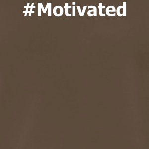 Hashtag Motivated - Men's Premium T-Shirt