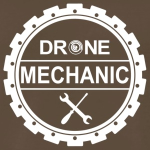 Drone Mechanic #1 - Men's Premium T-Shirt
