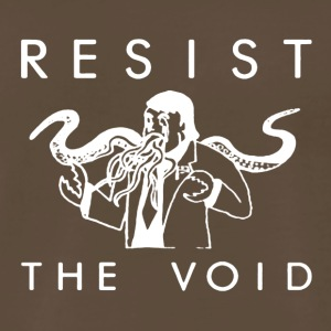 Resist The Void Shirt - Men's Premium T-Shirt