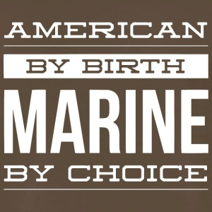 Marine Veteran - Men's Premium T-Shirt