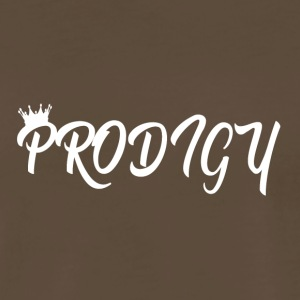 Prodigy White on White - Men's Premium T-Shirt