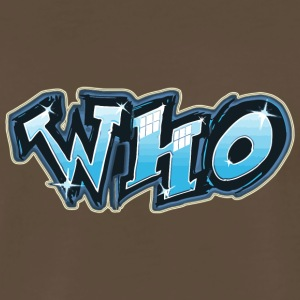 Who - Men's Premium T-Shirt