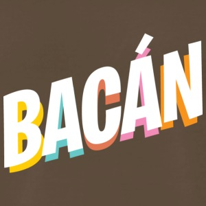 Bacán - white - Men's Premium T-Shirt