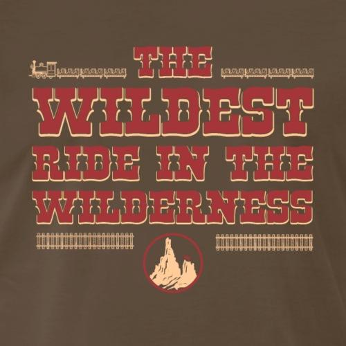 Wildest Ride - Men's Premium T-Shirt