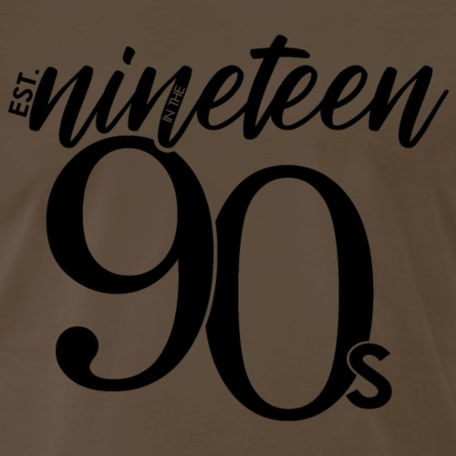 Est. in the Nineteen 90s - Men's Premium T-Shirt
