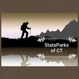 State Parks Of CT t shirt design - Men's Premium T-Shirt