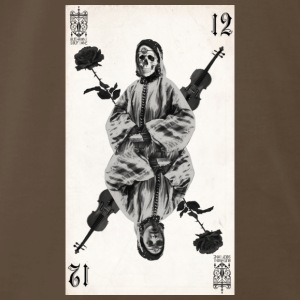 play card - Men's Premium T-Shirt