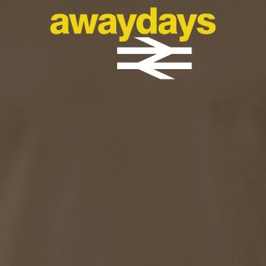 Away Days Football Casual - Men's Premium T-Shirt