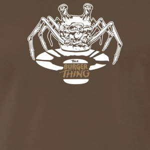 Burger Thing - Men's Premium T-Shirt