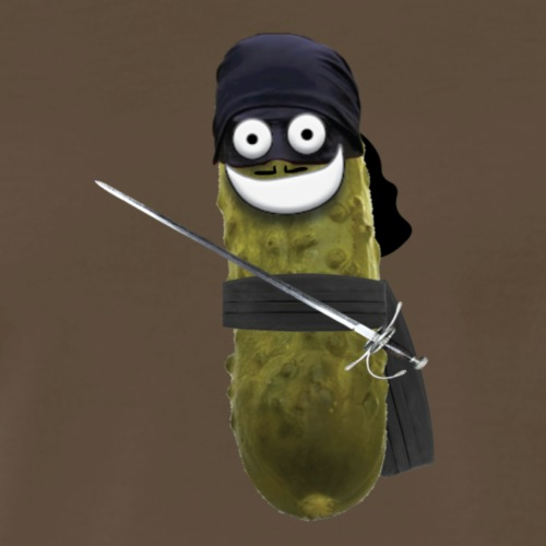 Dread Pirate Pickle - Men's Premium T-Shirt