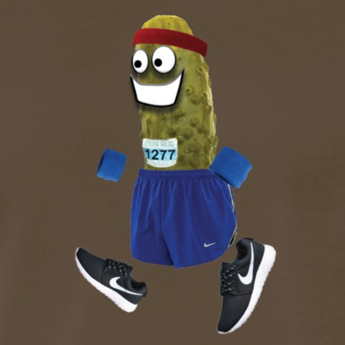Runner Pickle - Men's Premium T-Shirt