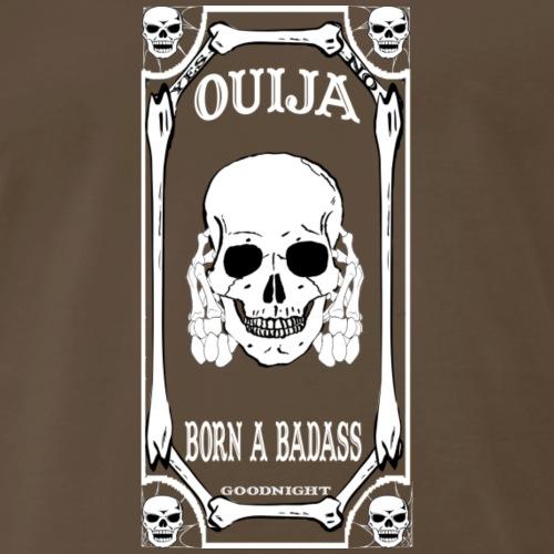 Ouija Board Skull - Men's Premium T-Shirt