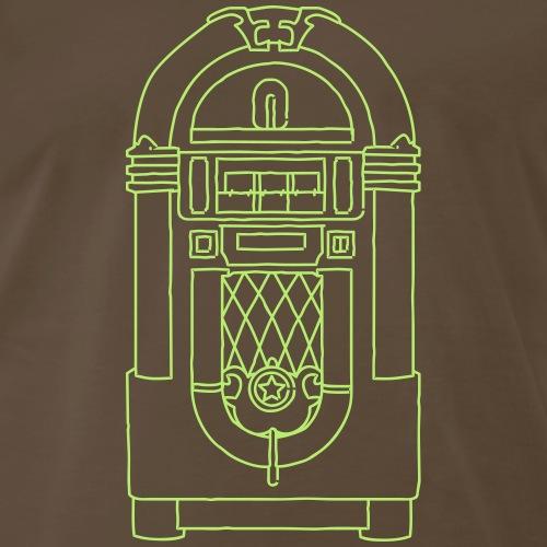 Jukebox - Men's Premium T-Shirt