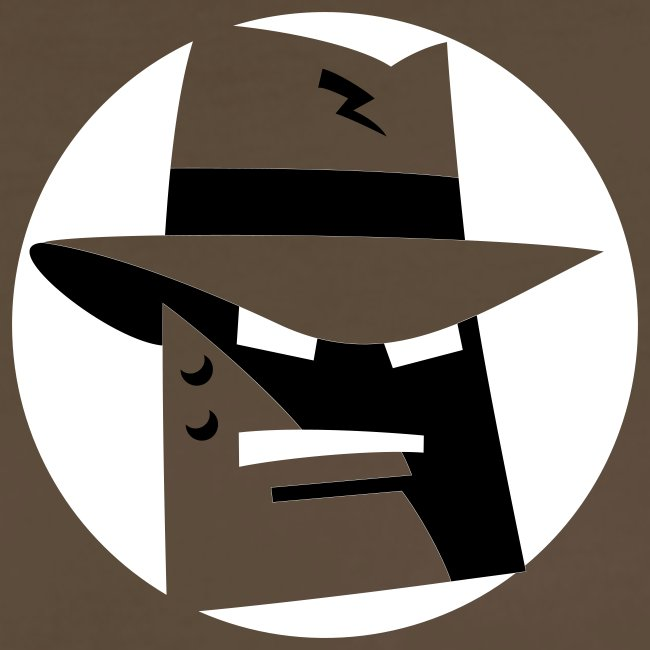Robot Gangster Shadow