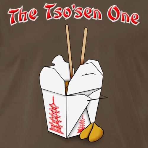 The Tso'sen One - Men's Premium T-Shirt