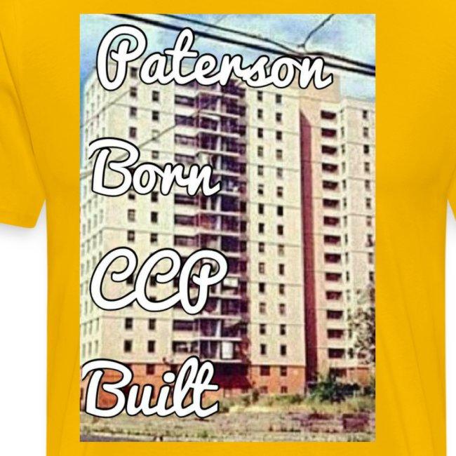 Paterson Born CCP Built